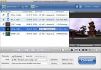 AnyMP4 Audio Convertisseur pour Mac  pour mac