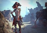 Borderlands 2 : le capitaine Scarlett et son butin de pirate pour mac