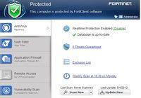 Forticlient Antivirus pour mac