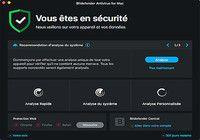 Bitdefender Antivirus pour mac