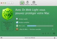 Dr.Web Antivirus pour Mac pour mac