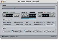 MP3 Trimmer pour mac