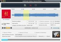 MediAvatar Créateur de Sonnerie iPhone pour mac