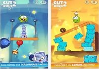 Cut the Rope 2 iOS pour mac