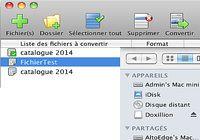 Doxillion - Convertisseur de documents (v 3.14) pour mac