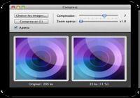 Compress Lite pour mac