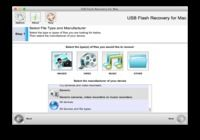 321Soft USB Flash Recovery for Mac v5.1.4.3 pour mac