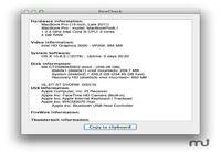 EtreCheck pour mac