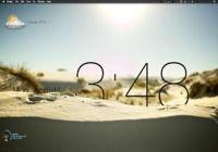 GeekTool pour mac