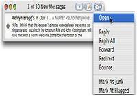 MiniMail pour mac