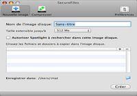 SecureFiles pour mac