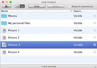 Hide Folders pour mac
