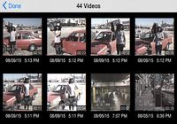 VHS Camcorder pour mac