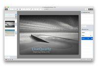LiveQuartz pour mac