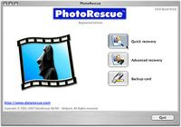 PhotoRescue pour mac