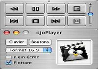 Djo Player pour mac