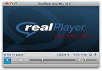 RealPlayer pour mac