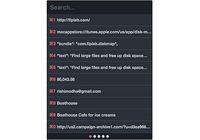 CopyClip pour mac
