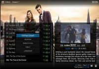 XBMC Media Center pour mac