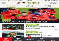 L'Equipe.fr iOS pour mac
