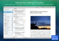 ReadKit pour mac