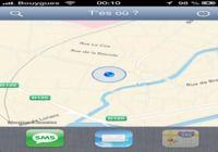 T'es où ? iOS pour mac