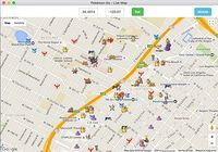 Pokemon Go Live Map pour mac