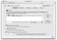 TimeDrawer pour mac