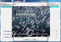 EasyBackup pour mac
