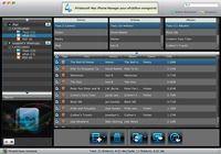 4Videosoft Mac iPhone Manager pour ePub pour mac