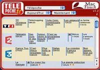 Widget CineTV pour mac