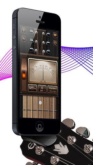 accordeur chromatique mac