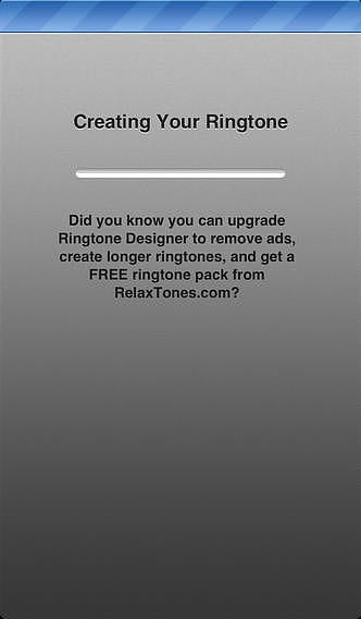 Concepteur de Sonneries (Ringtone Designer) - Créez de façon ill pour mac