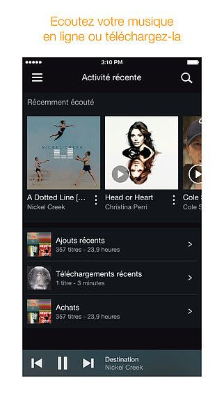 Amazon Music pour mac