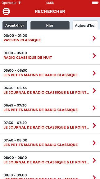 Radio Classique pour mac