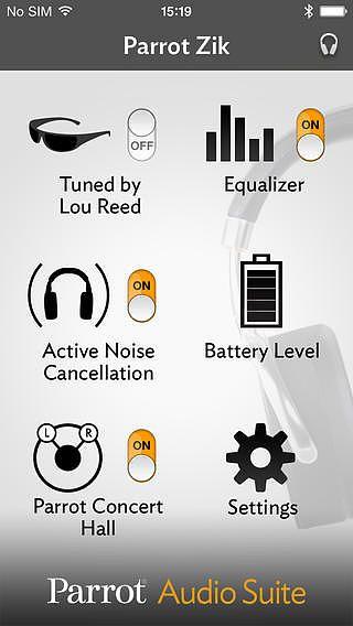 Parrot Audio Suite pour mac
