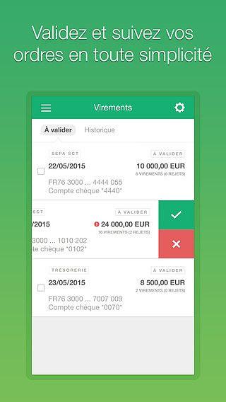 BNP Paribas Entreprise, consultez vos comptes et validez vos ord pour mac