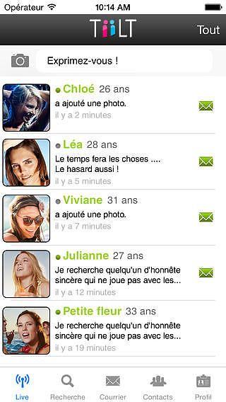 Tiilt.fr site de rencontre