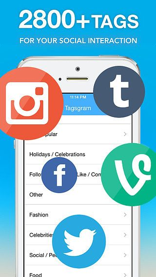 Tagsgram - Most Popular Tags for Likes, Comments and Followers o pour mac