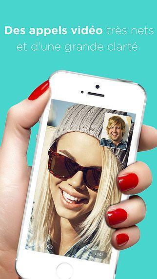 OoVoo - Messages et appels vidéo et audio gratuits pour mac
