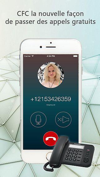 Appels téléphoniques gratuits et SMS gratuit avec CallsFreeCalls pour mac