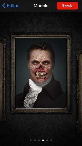 VampireMe App pour mac