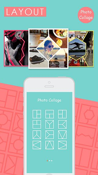 Picture Frames Creator - Grid Stitch  pour mac