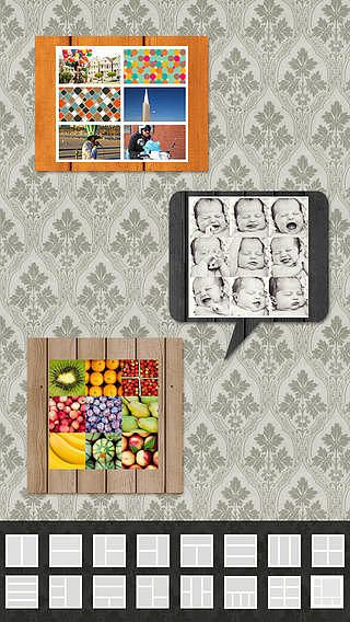 Easy Photo Collage - Collages, Frames, Creator and Editor pour mac