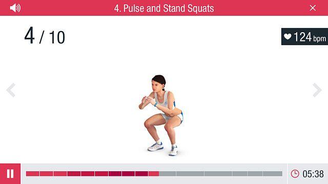 Runtastic Leg Trainer : jambes et cuisses toniques, sculptées, m pour mac
