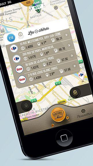 comparateur de prix application smartphone