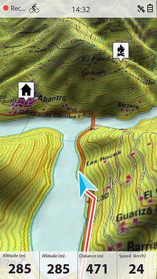 TwoNav GPS: Tracks  pour mac