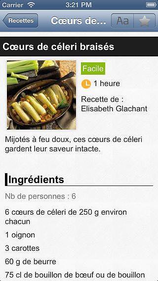 T l charger cuisine france recettes et astuces pour les - Recette de cuisine tele matin france2 ...