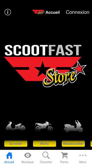 Scoot Fast pour mac