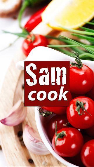 SamCook pour mac